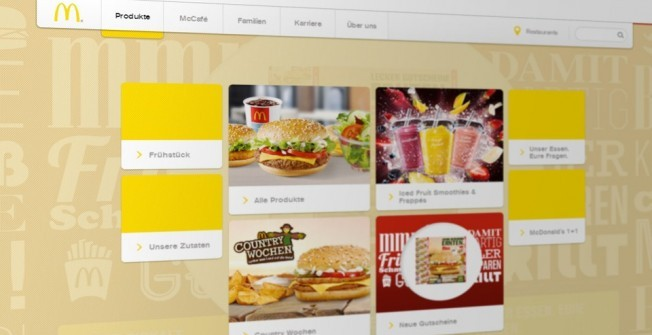 Software for Digital Menus  in Hampshire